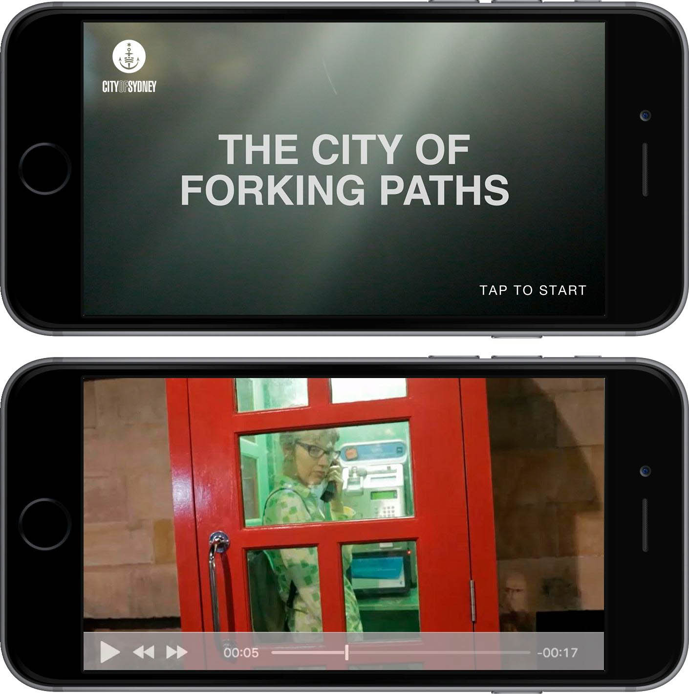 The City of Forking Paths