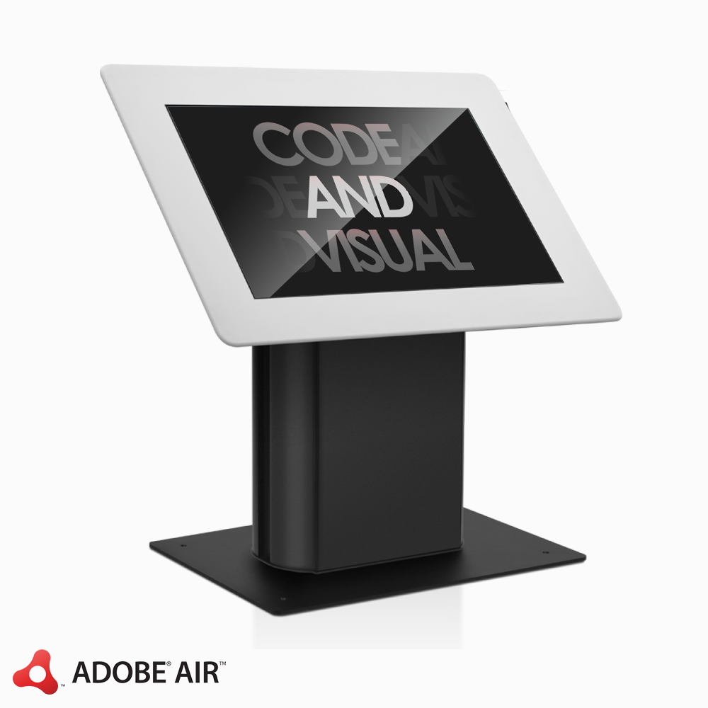 Interactive Touch Screen Kiosks and Digital Signage – Adobe Air vs Scala